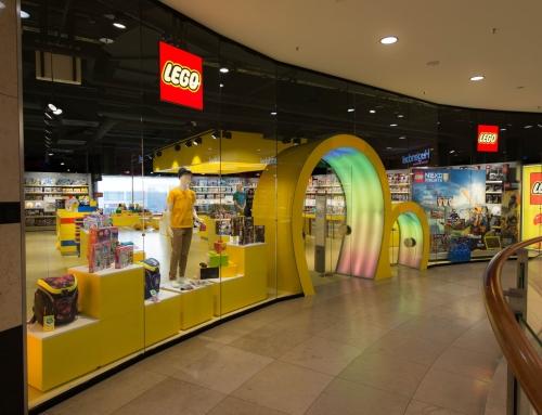 Lego Store Dresden